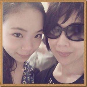 水谷 豊 と 伊藤 蘭 の 娘